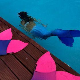 sirenes piscine